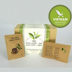 Vietnam High-Quality Shan Tuyet Tea 45Gr