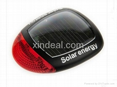 Solar energy Bicycle tail light (XC-909)