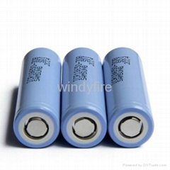 Samsung ICR18650-30B 3000mah 3.7v li-ion rechargeable battery