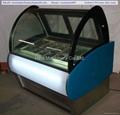 Gelato/Ice Cream Display Showcase  CGF12