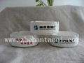 镁质强化瓷圆形方形10cm烟灰缸 1