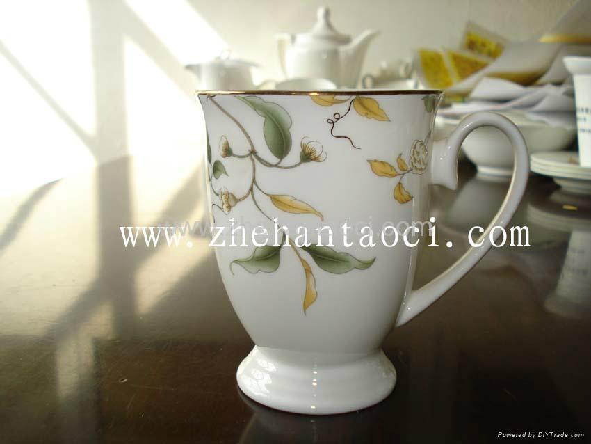 高檔骨瓷杯 3