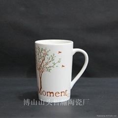 出口鎂質強化瓷馬克杯