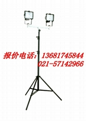上海產SFD3000B型昇降作業燈