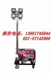 SFD6000B型大功率全方位自动升降工作灯