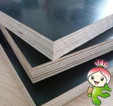 18mm Black film faced plywood manufacturer