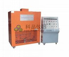 电线电缆耐火特性试验机