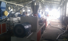 PVC Window Door Profile Extrusion Line