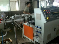 PVC Pipe Extrsuion Line