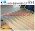 PVC corrugated roofing sheet extrusion