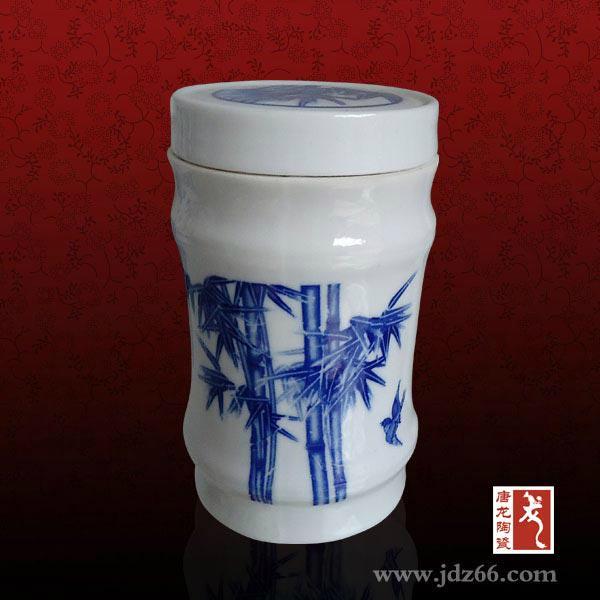 廠家批發手繪陶瓷骨灰罐 5