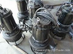 PSQ潜水煤泥泵