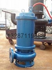 耐高温抽污水泵