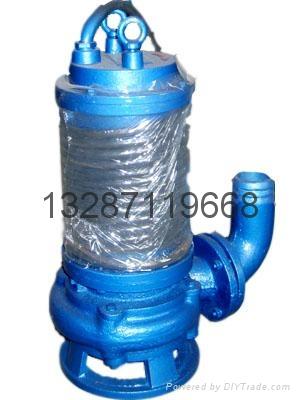 耐高温抽污水泵 2