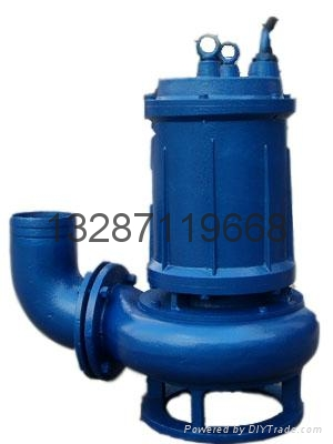 耐高温抽污水泵 3