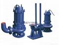 JDWQ切割式排污泵 4