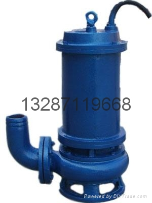 JDWQ切割式排污泵 5