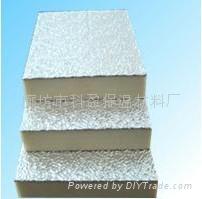 玻镁复合中央空调保温板