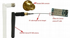 Cheap RT3070 11N 150Mbps embedded wifi IP TV module support WIF direct