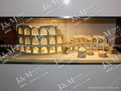 Roman city window props