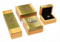 高档木盒包装