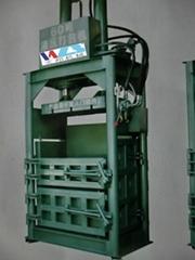 深圳文邦60噸立式油壓打包機