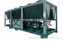深圳文邦風冷式螺杆冷水機組