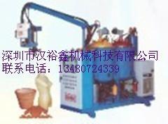 模特聚氨脂发泡机
