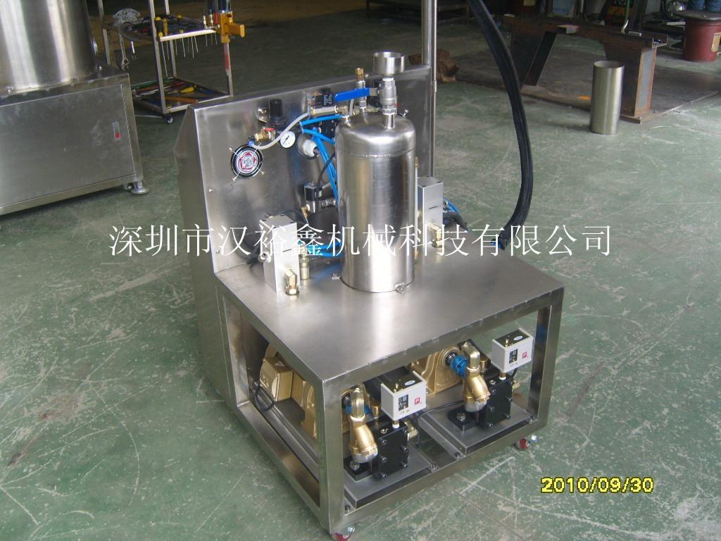 保温杯填充式低压灌注机  1
