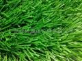 足球场专用钻石型单丝人造草