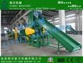 供应新贝机械高产能PE/PP清洗线    2