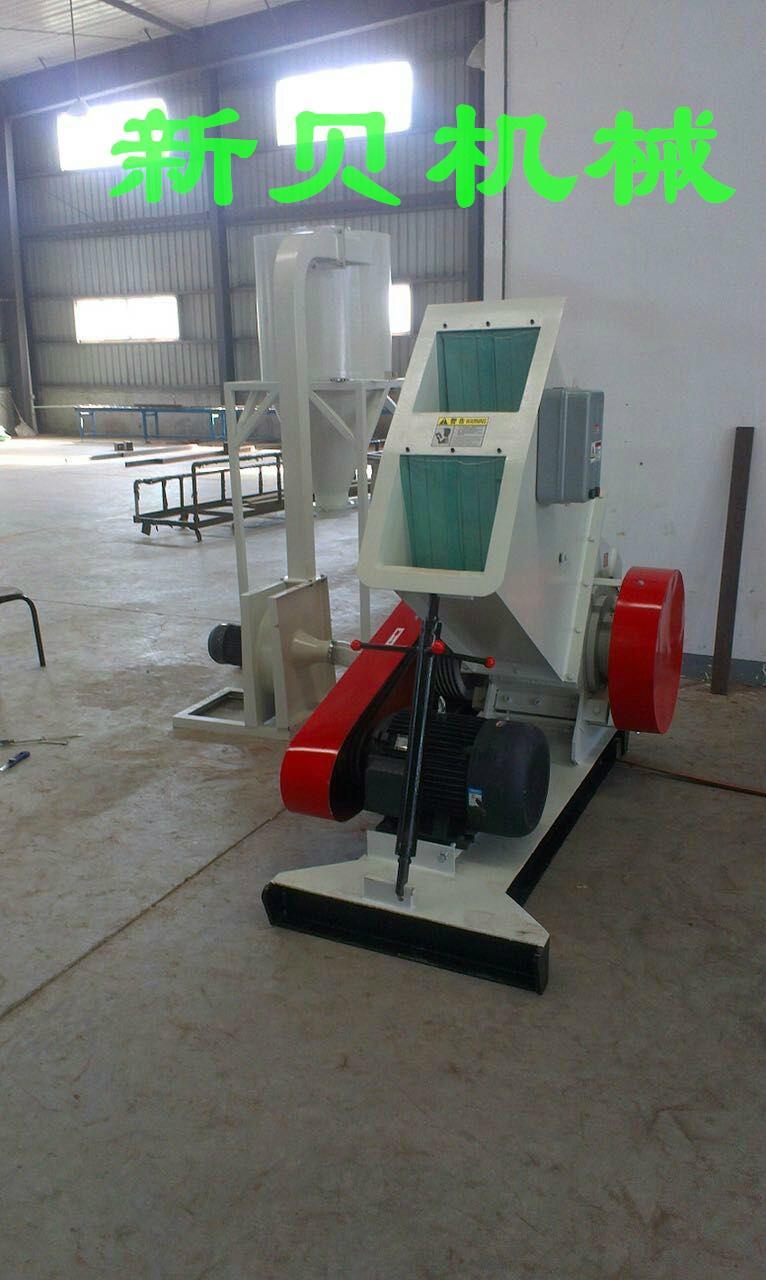 供应新贝机械SWP560型PVC管材破碎机 1