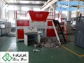供应 新贝XB-D800型薄膜吨量级双轴撕碎机 5