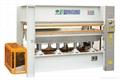 Wood  Hot press machine