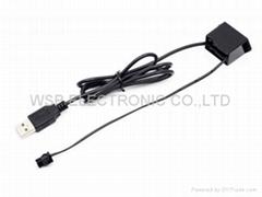 EL Wire USB Inverter