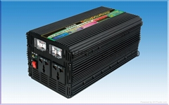 Modified sine wave power inverter 2000W with battery charge & UPS