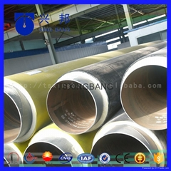 14 inch foam pipe thermal insulation steel pipe for chilled water supply