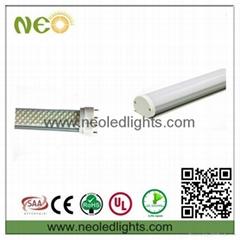 8/12/12/18/20/22W 4pins led tubes lighting