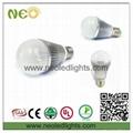 6W CRI80 CE ROHS SAA UL led bulb light,