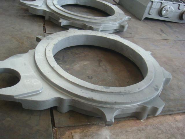 Metso adjustment ring assemble 3