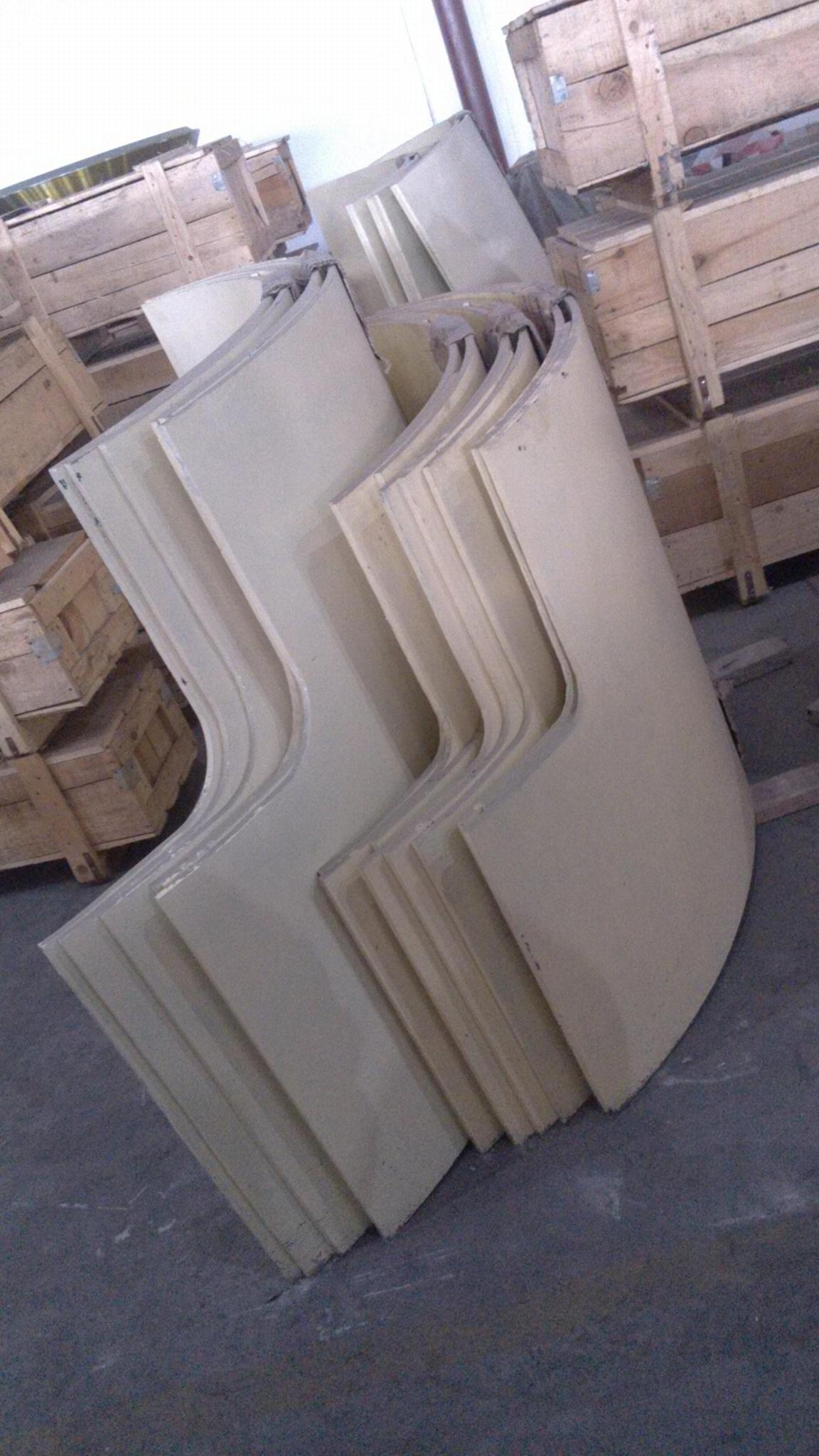上下边护板,配重护板,主机护板,筋护板 6