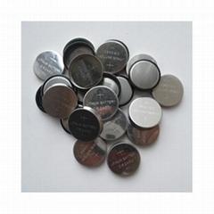 Button cells case