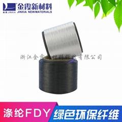 韓國蠟線專用280D300D全消光滌綸色絲