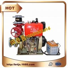 65CWY-30/40船用柴油機應急消防泵CCS/ZY漁檢証書