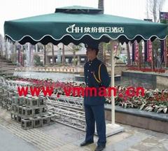 太原城管執法遮陽傘