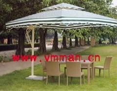 西安庭院傘