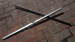 上海金聰平移式鋁合金雨刷片船用雨刮器橡膠條現貨600-1000mm