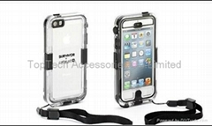 iphone 5/5s griffin survivor waterproof case +catalyst -case factory