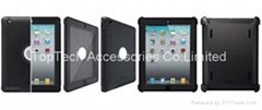 Ipad 2 3 4 otterbox defender case+box-factory offer