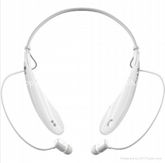 LG HBS-800 Bluetooth Handfree Headset Headphone Stereo for iphone Samsung LG HTC (Hot Product - 1*)